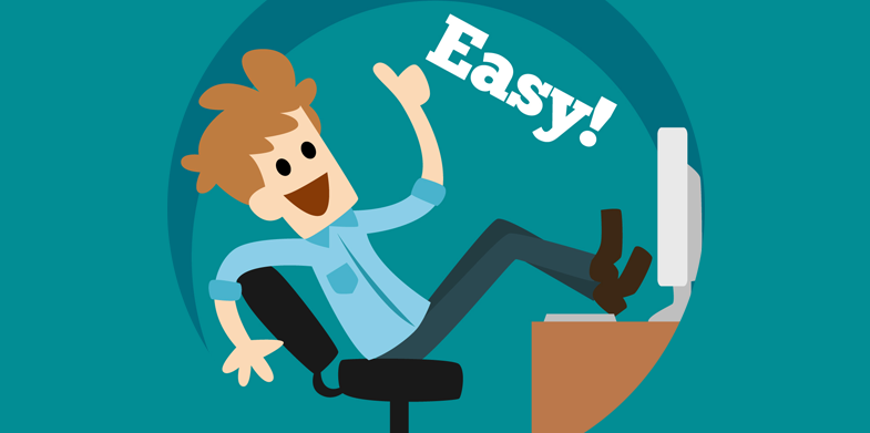 Easy Creation of WordPress one page website